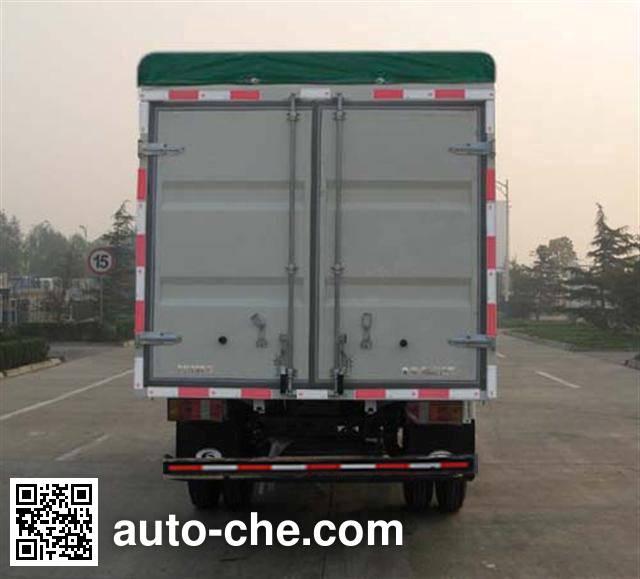 Foton BJ5046V8CD4-C soft top box van truck