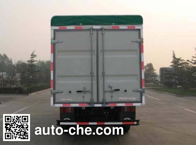 Foton BJ5046V8DD4-C soft top box van truck