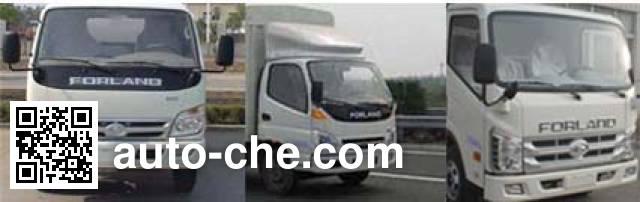 Foton BJ5046V9BB4-C soft top box van truck