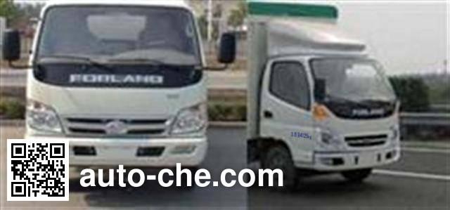 Foton BJ5046V9BDA-B soft top box van truck