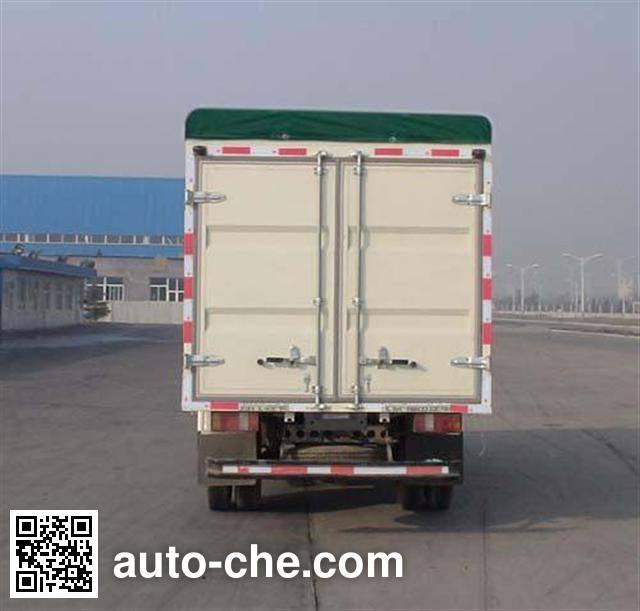 Foton BJ5046V9CDA-B soft top box van truck
