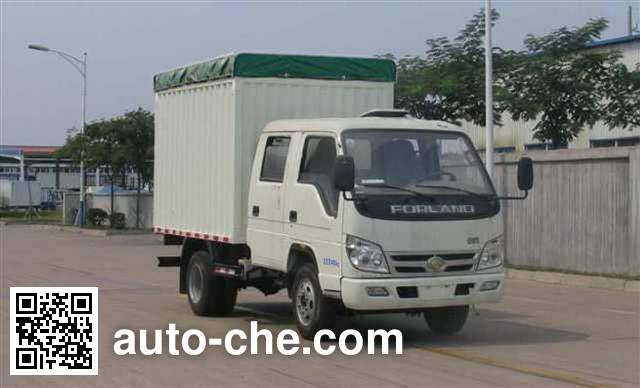 Foton BJ5046V9DB4-C soft top box van truck