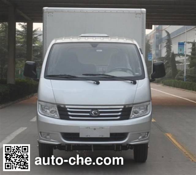 Foton BJ5046XBW-B1 insulated box van truck