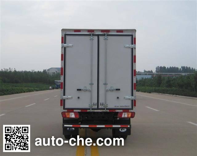 Foton BJ5046XXY-B1 box van truck