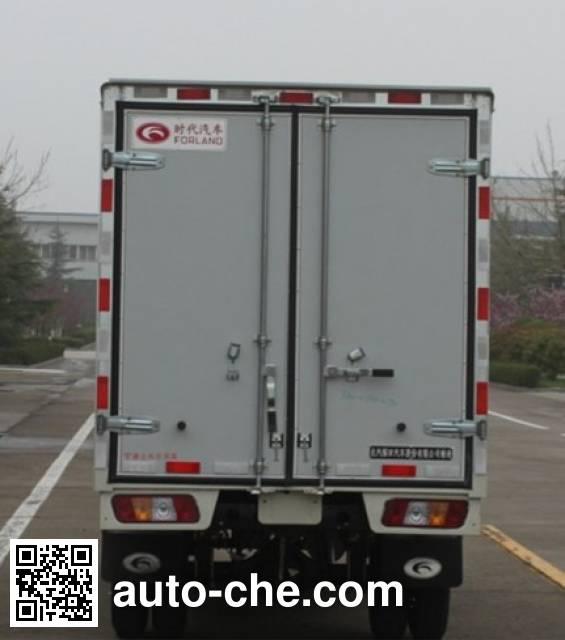 Foton BJ5046XXY-K3 box van truck