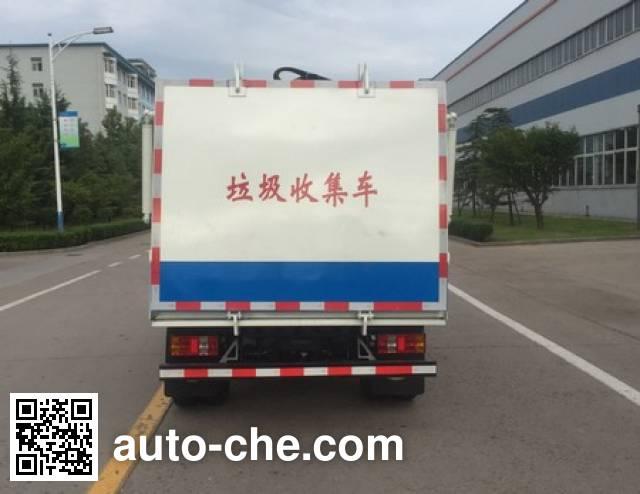 福田牌BJ5046ZZZ-AA自装卸式垃圾车