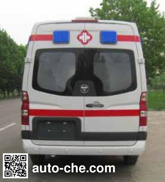 Foton BJ5048XJH-V2 автомобиль скорой медицинской помощи