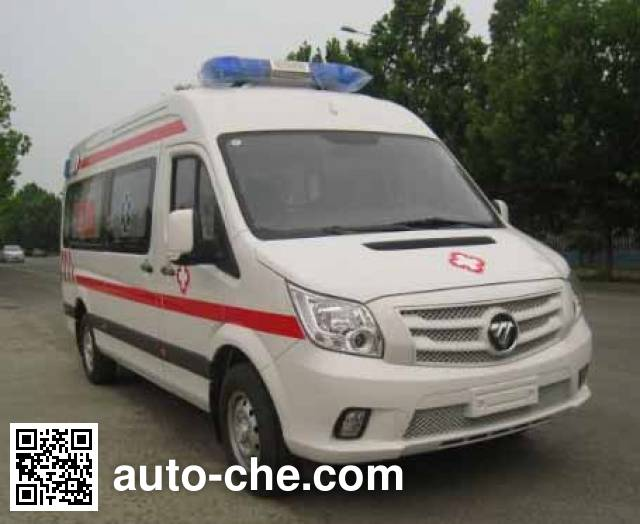 Foton BJ5048XJH-V2 ambulance