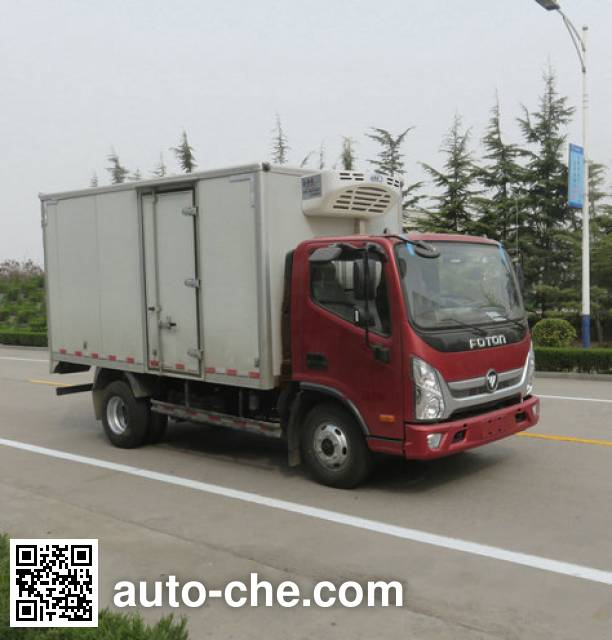 福田牌BJ5048XLC-FA冷藏车