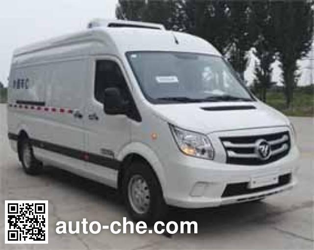 Foton BJ5048XLC-V2 refrigerated truck