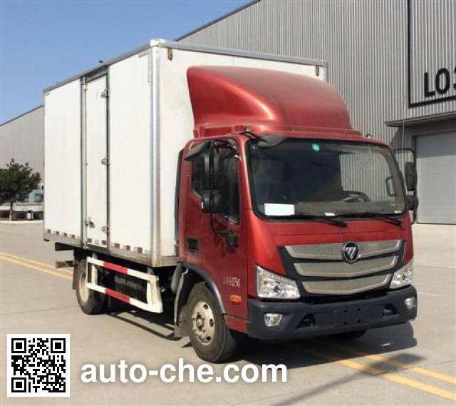 Foton BJ5048XXY-FD box van truck