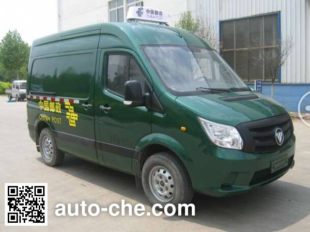 Foton BJ5048XYZ-V1 postal vehicle