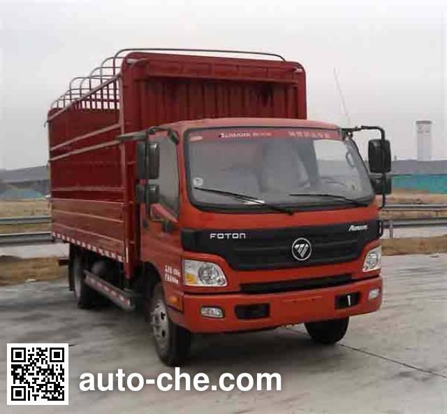 Foton BJ5049CCY-F3 stake truck