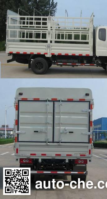 Foton BJ5049CCY-CW stake truck