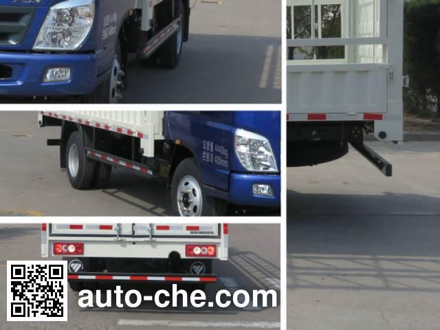 Foton BJ5049CCY-FM грузовик с решетчатым тент-каркасом