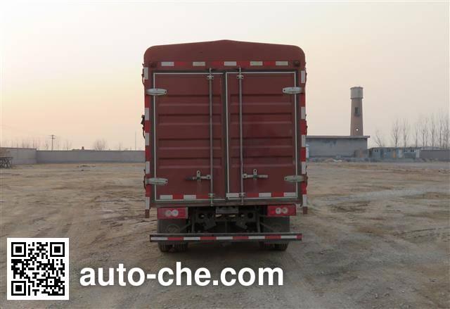 Foton BJ5049CCY-F6 stake truck