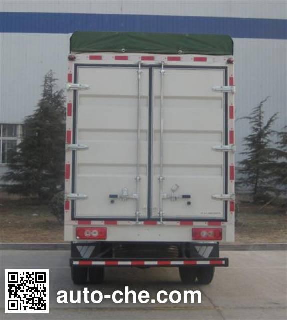 Foton BJ5049CPY-CA soft top box van truck