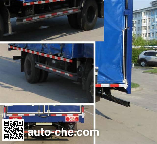 Foton BJ5049CYL-FA beverage truck