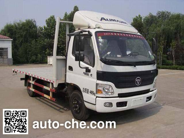Foton BJ5049TPB-F1 flatbed truck