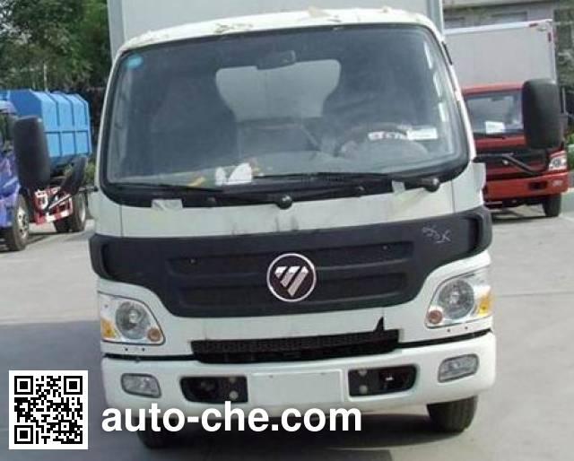 Foton BJ5049V8DDA-4 soft top box van truck