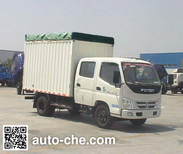 Foton BJ5049V8DEA-9 soft top box van truck