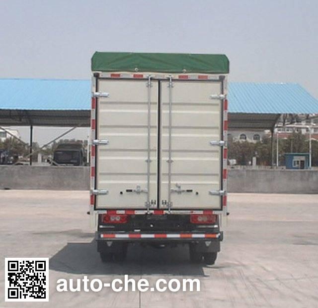 Foton BJ5049V8DEA-9 soft top box van truck