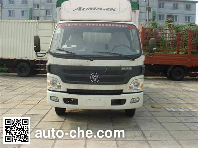 Foton BJ5049V8DEA-FA soft top box van truck