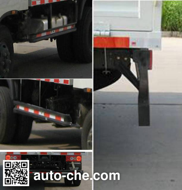 Foton BJ5049V9BEA-FA stake truck