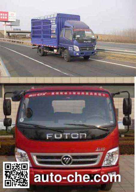 Foton BJ5049V9CEA-1 stake truck