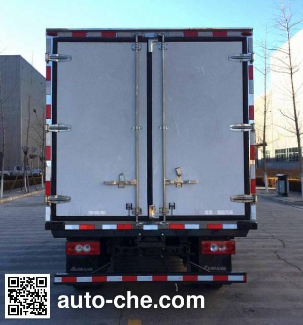 福田牌BJ5049XLC-A4冷藏车