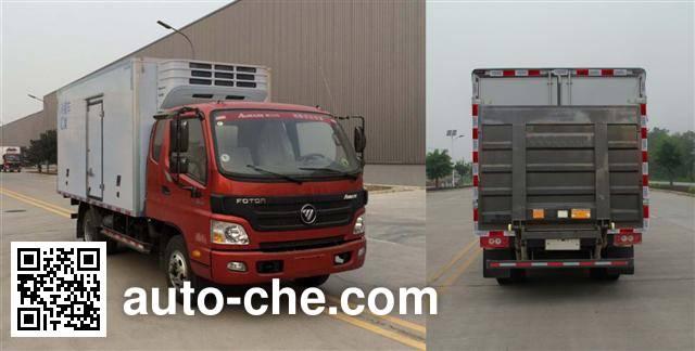 Foton BJ5049XLC-A5 refrigerated truck