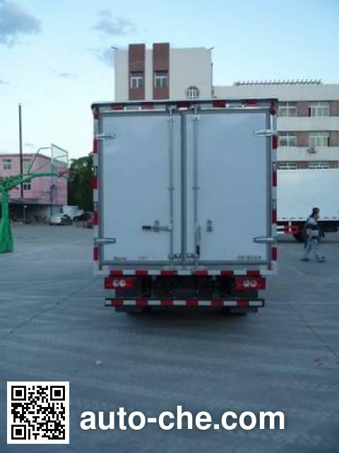 福田牌BJ5049XLC-F5冷藏车