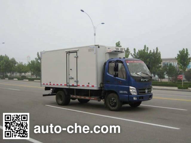 福田牌BJ5049XLC-BB冷藏车