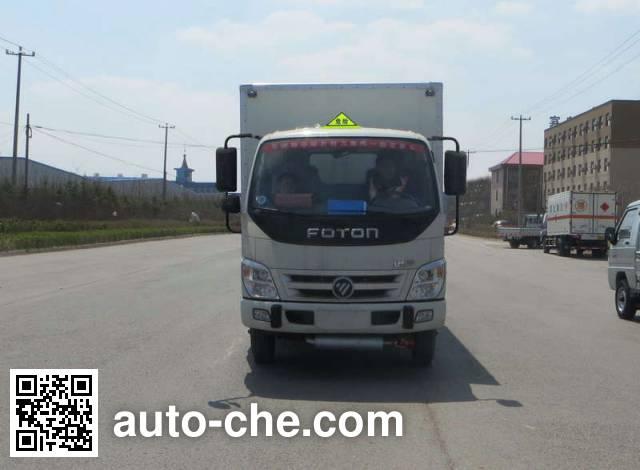 Foton BJ5079XQY-BA explosives transport truck