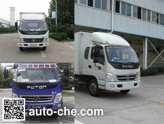福田牌BJ5049XSH-FA售货车