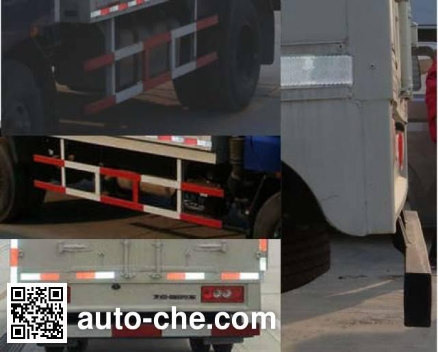 Foton BJ5049XWT-F2 mobile stage van truck