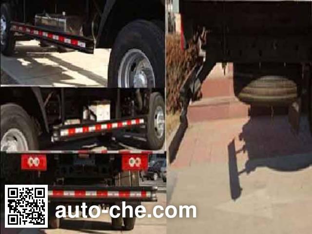 Foton BJ5049XWY-KS dangerous goods transport vehicle