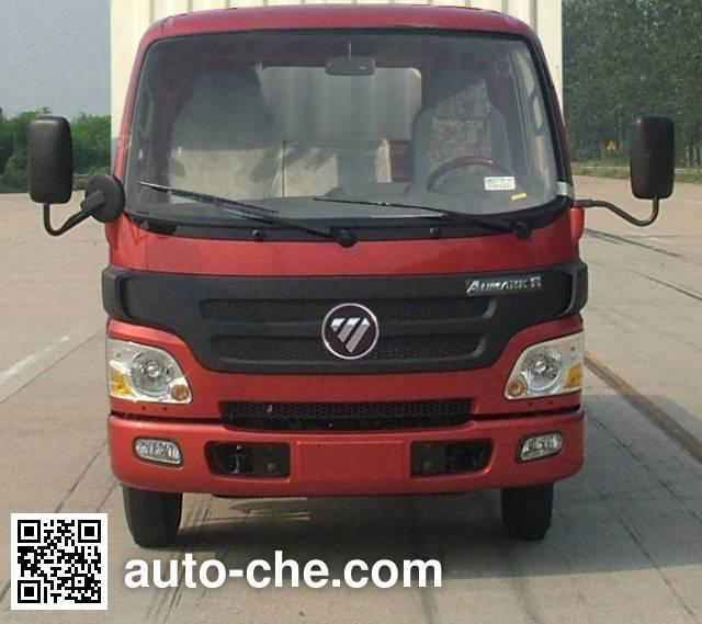 Foton BJ5049V9CDA-4 soft top box van truck