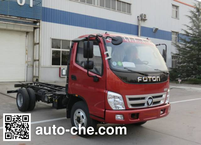 福田牌BJ1079VEJDA-A3载货汽车底盘