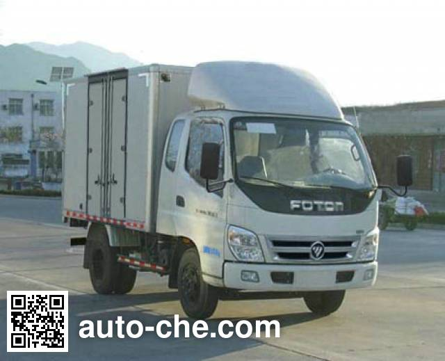 Foton BJ5049XXY-BD box van truck