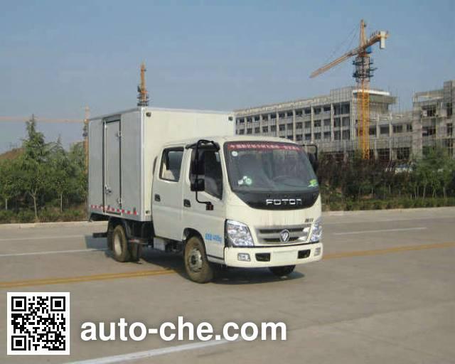 Foton BJ5049XXY-CB box van truck