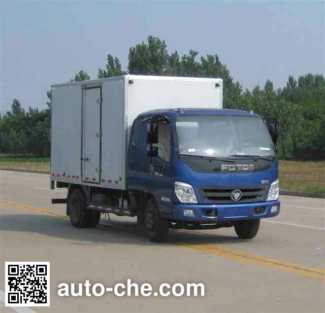 Foton BJ5049XXY-FG box van truck