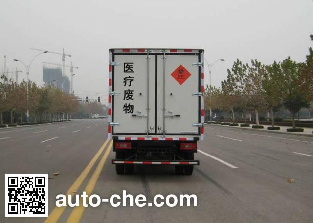Foton BJ5049XYY-AA medical waste truck