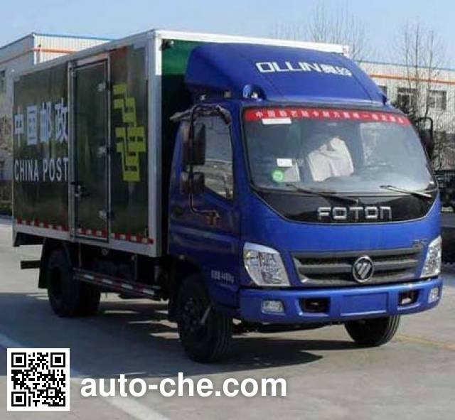 Foton BJ5049XYZ-BA postal vehicle