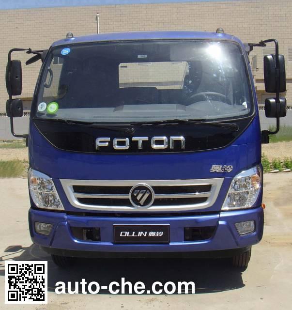 Foton BJ5049XYZ-F1 postal vehicle