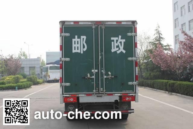 Foton BJ5049XYZ-FW postal vehicle