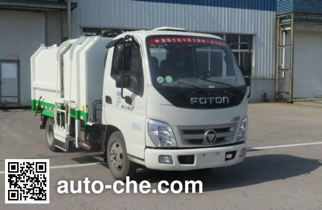 Foton BJ5049ZZZ-AB self-loading garbage truck