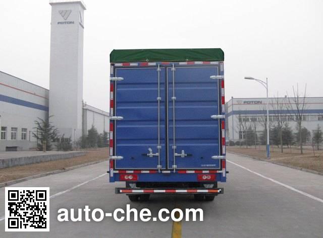 Foton BJ5051VBCFA-1 soft top box van truck