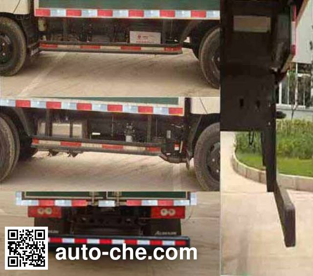 Foton BJ5041XYZ-FB postal vehicle