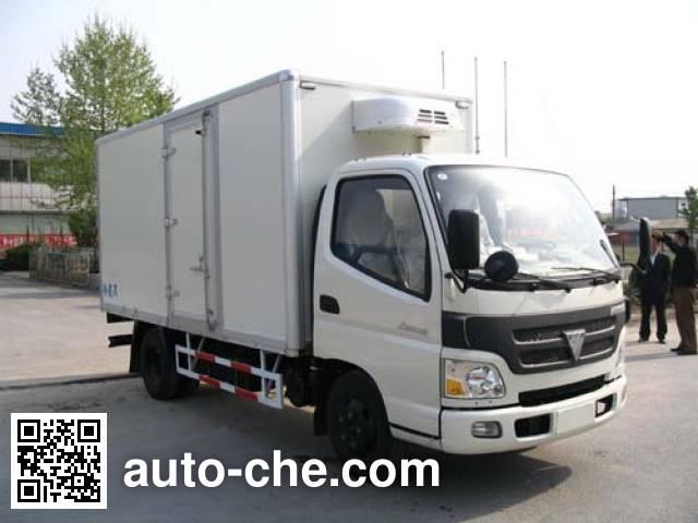 福田牌BJ5051ZBBD6冷藏车